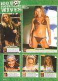 Sports Players Wives Girlfriends Nuts (UK) Feb/2-8/2007 100 Hot Footballers' Wives Foto 57 (Жены игроков Орехи (Великобритания) Feb/2-8/2007 100 Горячая футболистов жены Фото 57)