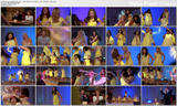 Lea Michele (& the Glee girls) - Halo / Walkin' On Sunshine - Glee S01E06