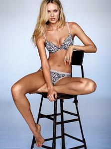 Candice Swanepoel sexy topless Zeki Triko Lingerie