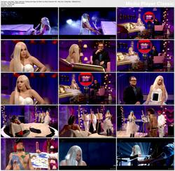 Lady Gaga - Dope + Interview + Do What You Want (Alan Carr Chatty Man 12-06-2013) - HD 1080i