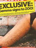November 2006 Zoo Weekly - Her 2007 calendar......... Foto 145 (������ 2006 ������� ������������ - �� ������������ 2007 ......... ���� 145)