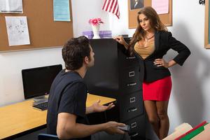Teacher madison ivy first sex
