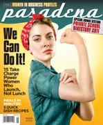 Alison Brie ~ Pasadena ~ Magazine May 2011