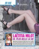 Laeticia Millot in Entrevue March 2007