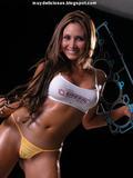 Pamela Altahona fotos en bikini 5