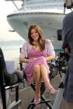 Katharine Katherine Mcphee Naming of Crown Princess Cruise Ship Foto 334 (������ ������ ����� ������������ ������������� Cruise Ship ���� 334)
