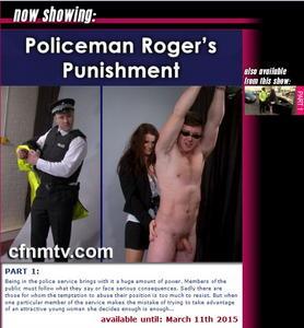 cfnmtv: Policeman Roger's Punishment (Part 1)